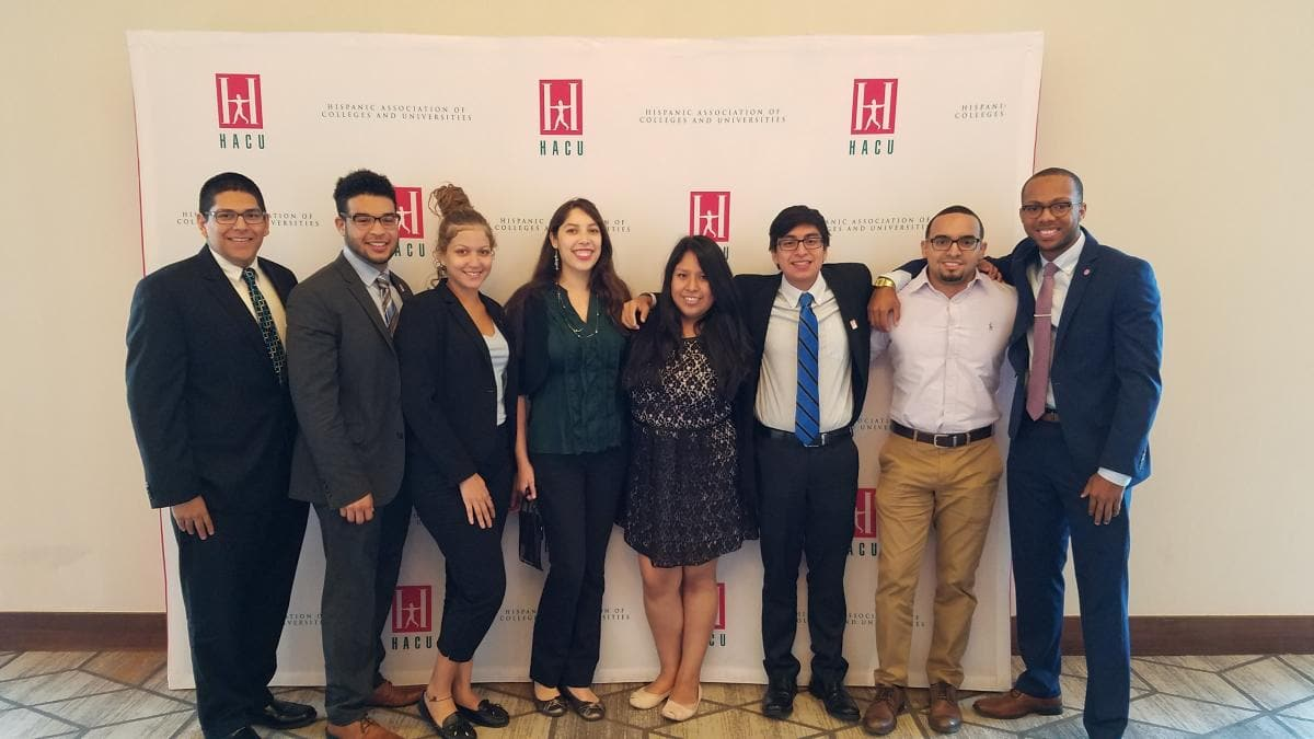 an opportunity for internship program at the hispanic association of colleges and universities hacu Hispanic association of colleges and hispanic association of colleges and universities first section discusses education and hispanic economic opportunity.